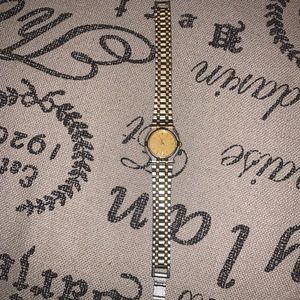 Gucci Two-Tone Stainless Steel Women's Watch